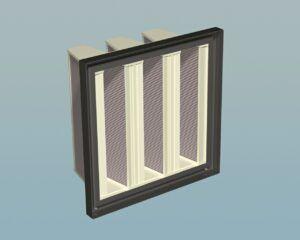 rám PC3 pro kompaktní filtr